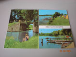Ansichtskarte - Neuglobsow