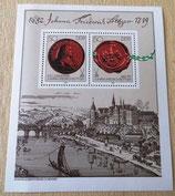 Briefmarke - 300. Geburtstag Johann Friedrich Böttger - DDR 1982