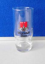Glas Münster Bier