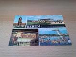 Ansichtskarte - Berlin Hauptstadt der Deutschen Demokratischen Republik