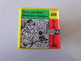 Filmrolle in Plastikbox - Hase und Wolf: Fehlschlüsse-Fehlschüsse