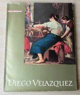 Welt der Kunst - Diego Velazquez - Henschelverlag Berlin 1960