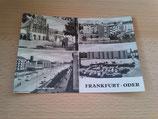 Ansichtskarte - Frankfurt Oder
