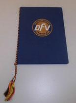 Urkundenmappe DFV