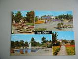 Ansichtskarte - Internationalen Gartenbauausstellung (iga) Erfurt