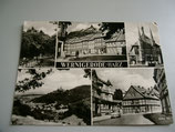 Ansichtskarte - Wenigerrode-Harz
