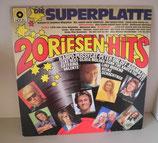 Die Superplatte - 20 Riesen-Hits