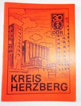 Kreis Herzberg DDR