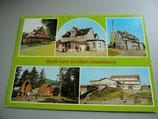Ansichtskarte - Gruß vom Großen Inselsberg