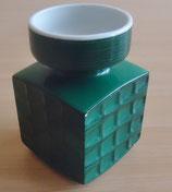 Schöne grüne Vase - VEB Kunstporzellan Ilmenau