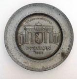 """Teller """"Wiedervereinigung Berlin 1990"""""""