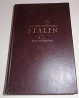 Josef W. Stalin - Kurze Lebensbeschreibung - Verlag für fremdsprachige Literatur Moskau 1947