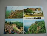 Ansichtskarte - Gruß aus dem Harz