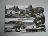 Ansichtskarte - Geising
