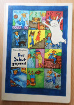 Peter Abraham - Das Schulgespenst - Der Kinderbuchverlag Berlin
