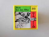 Filmrolle in Plastikbox - Nicki bei den Affen