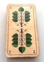 Antikes Skat-Kartenspiel (32 Karten) - Vereinigte Stralsunder Spielkartenfabriken A.G. Stralsund