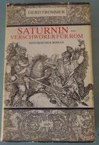 Gerd Trommer - Saturnin-Verschwörer für Rom