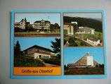 Ansichtskarte - Grüße aus Oberhof