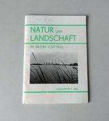Natur und Landschaft im Bezirk Cottbus
