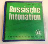 Frank Häusler - Russische Intonation - Grundkurs mit Schallplatte