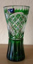 Kristallvase - Lausitzer Glas - Bleikristall 24% PbO - DDR