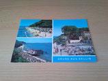 Ansichtskarte - Gruss aus Sellin