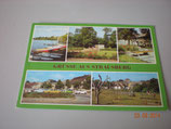 Ansichtskarte - Grüsse aus Straußberg