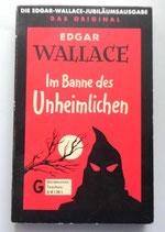 Edgar Wallace - Im Banne des Unheimlichen - Goldmanns Taschenbuch-Krimi