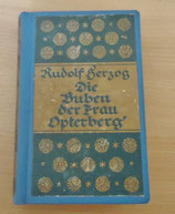 Rudolf Herzog - Die Buben der Frau Opterberg