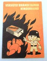 Verhütet Brände durch Kinderhände - Hinweise für Eltern und Kinder - Heft 4
