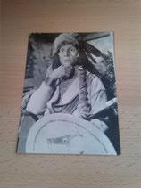 Ansichtskarte - Autogrammkarte