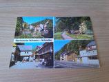 Ansichtskarte - Sächsische Schweiz-Schmilka