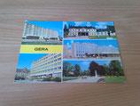 Ansichtskarte - Gera
