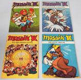 Mosaik-Hefte - Jahrgang 1984