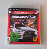Midnight Club, PS 3