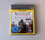 Assassin's Creed II, PS 3