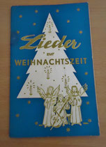 Lieder zur Weihnachtszeit - Franz Schneider Verlag