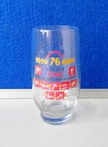 Glas 2. Platz DDR Montreal 1976