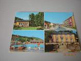 Ansichtskarte - Bad Freienwalde