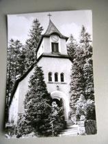 Ansichtskarte - Bärenburg (Kr. Dippoldiswalde)