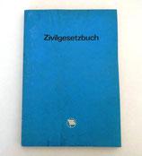 Zivilgesetzbuch der DDR Mit Einführungsgesetz