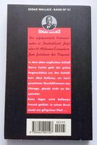 Edgar Wallace - Der grüne Bogenschütze - Goldmanns Taschenbuch-Krimi