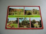 Ansichtskarte - Ausflugsziele um Blankenburg