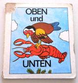 Oben und Unten - Kinderbilderpappbuch - Der Kinderbuchverlag Berlin