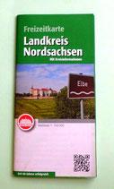Freizeitkarte Landkreis Nordsachsen