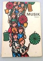 Musik Lehrbuch für Klasse 3 - Volk und Wissen Volkseigener Verlag Berlin