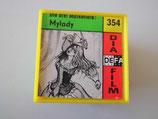 Filmrolle in Plastikbox - Die drei Musketiere: Mylady