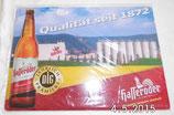 Blechschild - Hasseröder Premium Pils - Qualität seit 1872