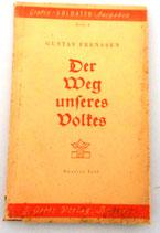Gustav Frenssen - Der Weg unseres Volkes - Grotes-Soldaten-Ausgaben - 2. Teil